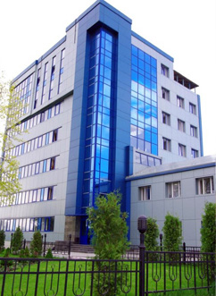 The office, Azarovskaja Street,2